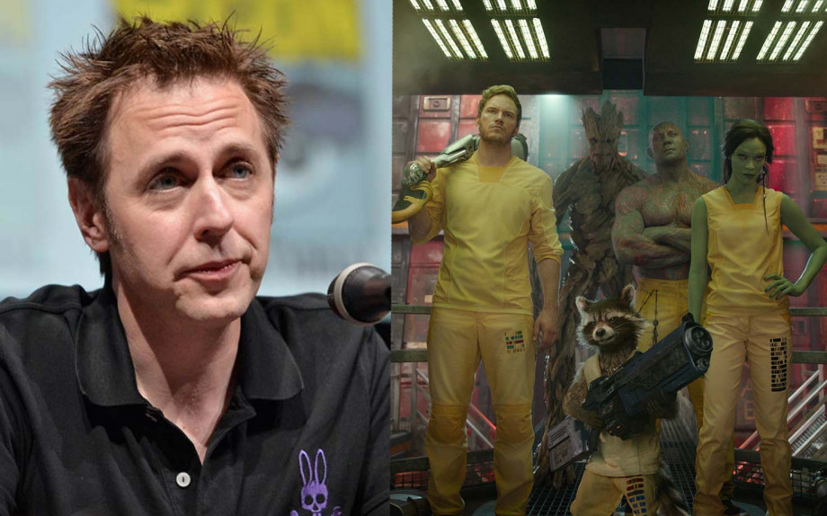 "James Gunn ist für ""Guardians of the Galaxy 3"" wieder an Bord!"