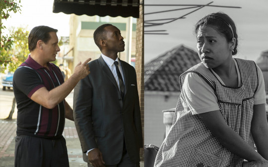 Oscars 2019_Green Book schlägt Roma als Bester Film © Entertainment One / © Netflix