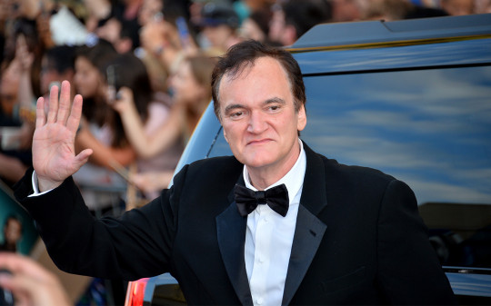 "Regie-Ikone Quentin Tarantino bei der Premiere zu ""Once Upon a Time... in Hollywood"" 