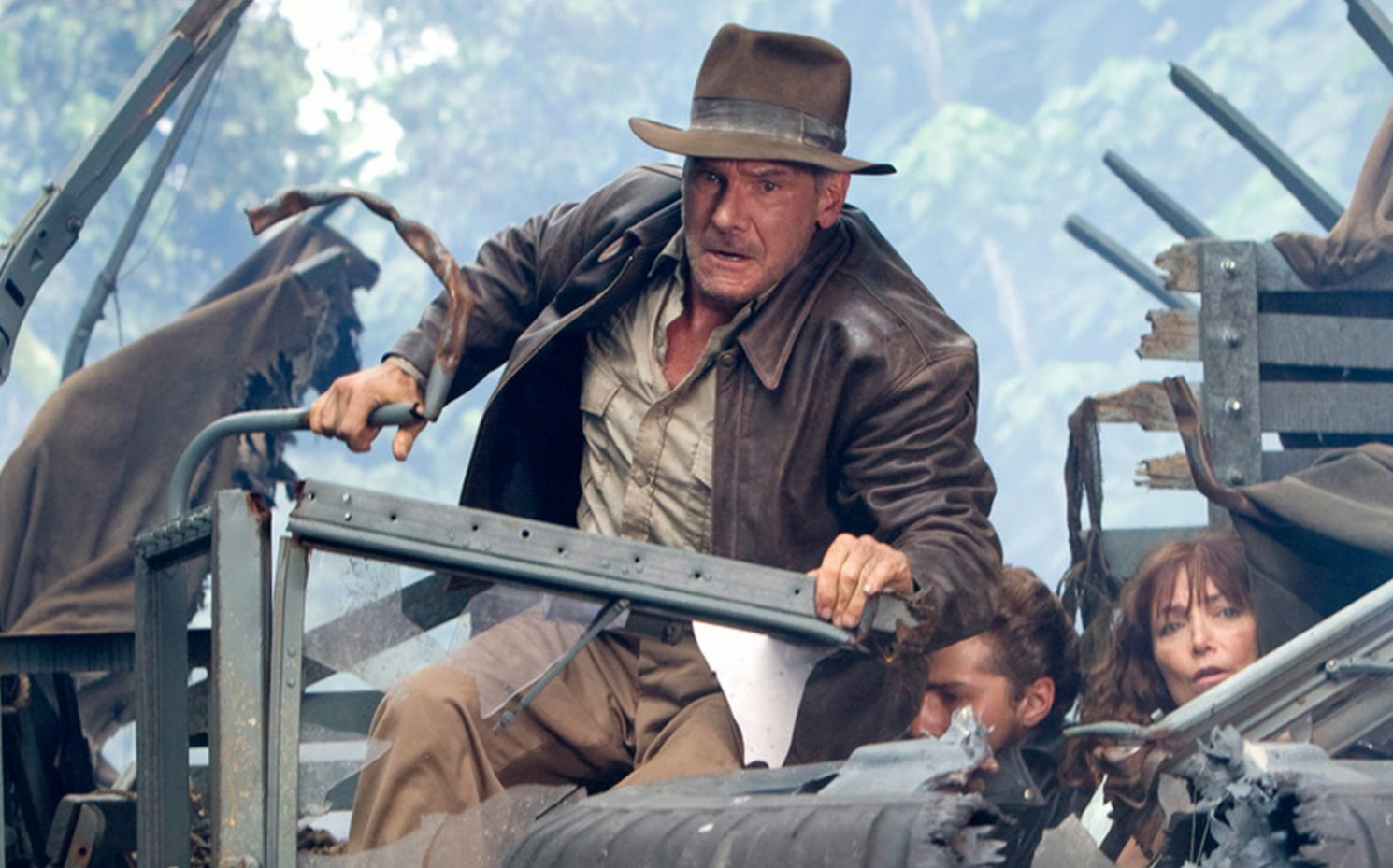 Harrison Ford will Indy mit ins Grab nehmen | © Paramount Pictures