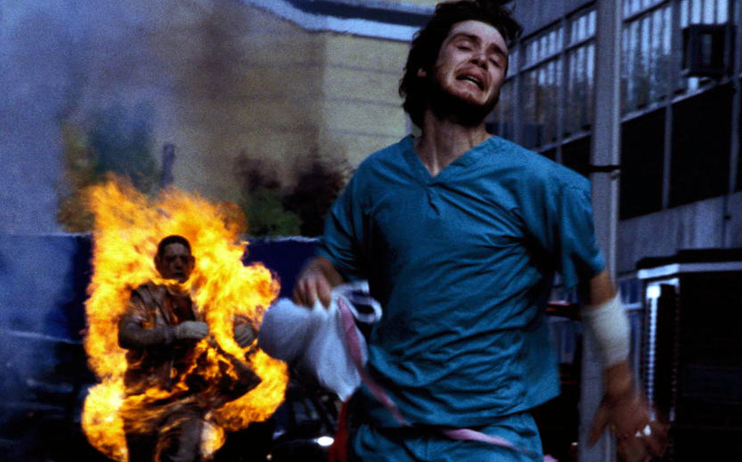 "Mit ""28 Days Later"" gelang Cillian Murphy der internationale Durchbruch / Copyright Fox"
