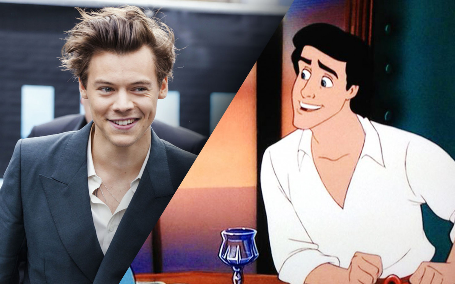 Wird Harry Styles zum Disney-Prinz? / Copyright Disney & Warner