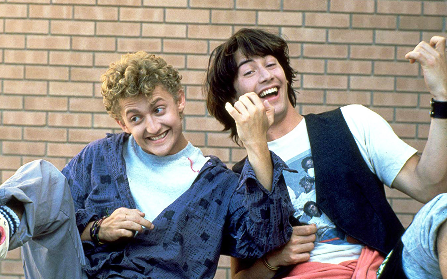 """""""Bill & Ted 3: Keanu Reeves hat eine Tochter? 