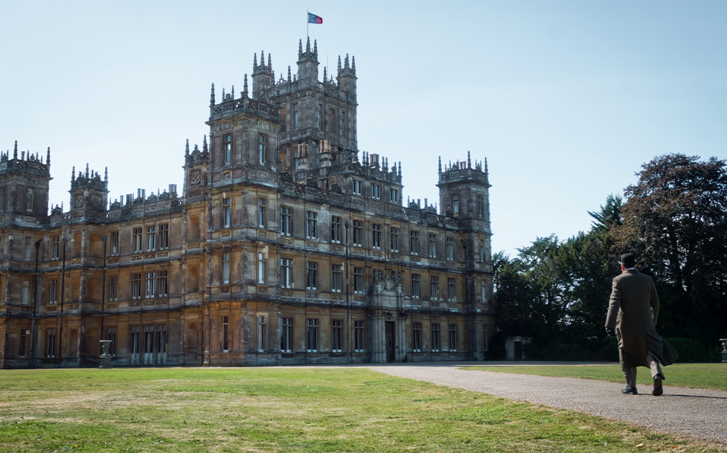 "Zurück nach ""Downton Abbey"" 