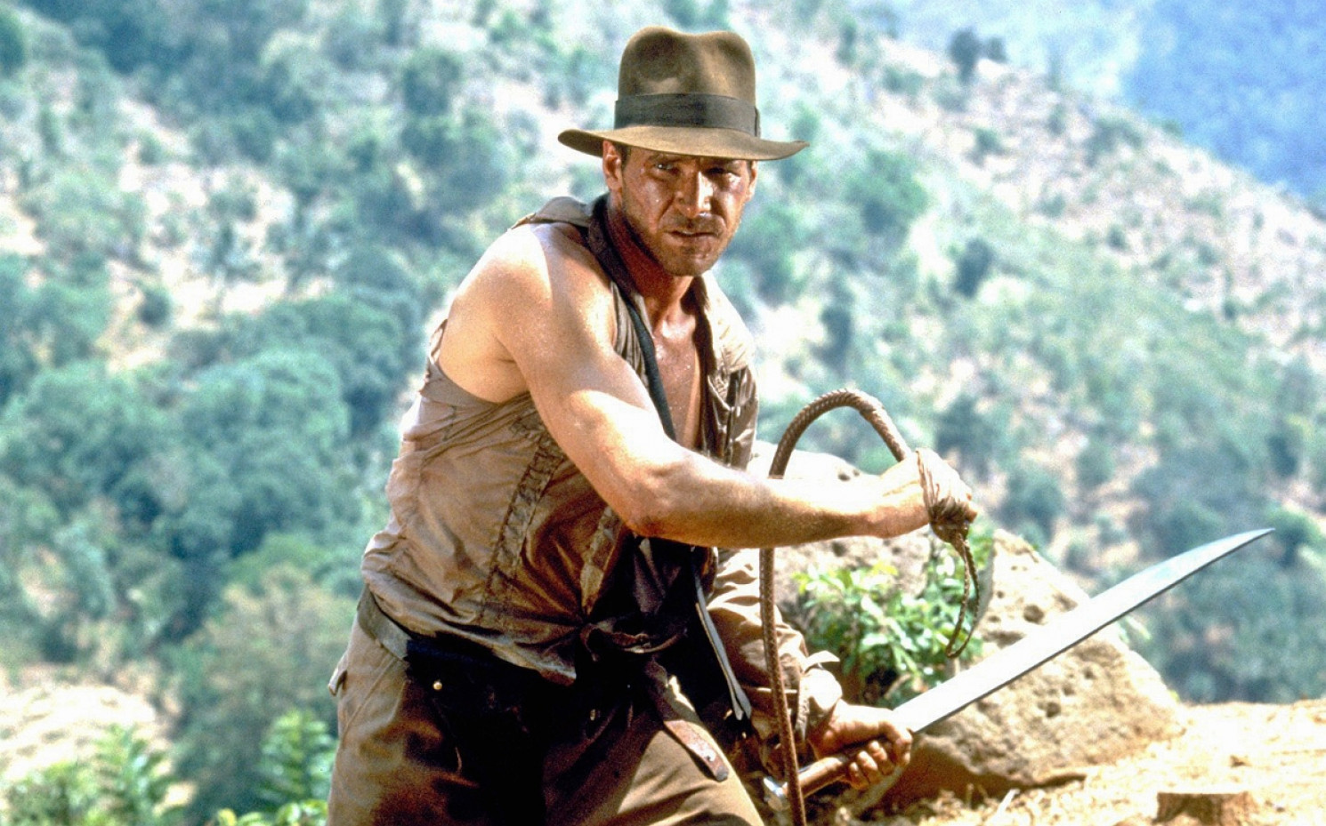 "Weltreise für Harrison Ford in ""Indiana Jones 5"" (C) Paramount"