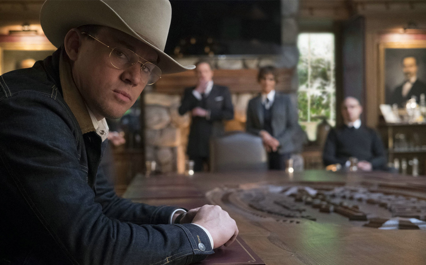 "Lässig: Channing Tatums aktuell letzter Auftritt in ""Kingsman: The Golden Circle"" 