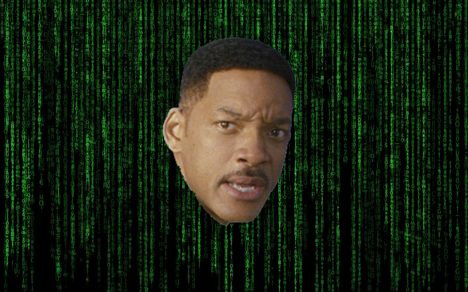 Will Smith als Neo