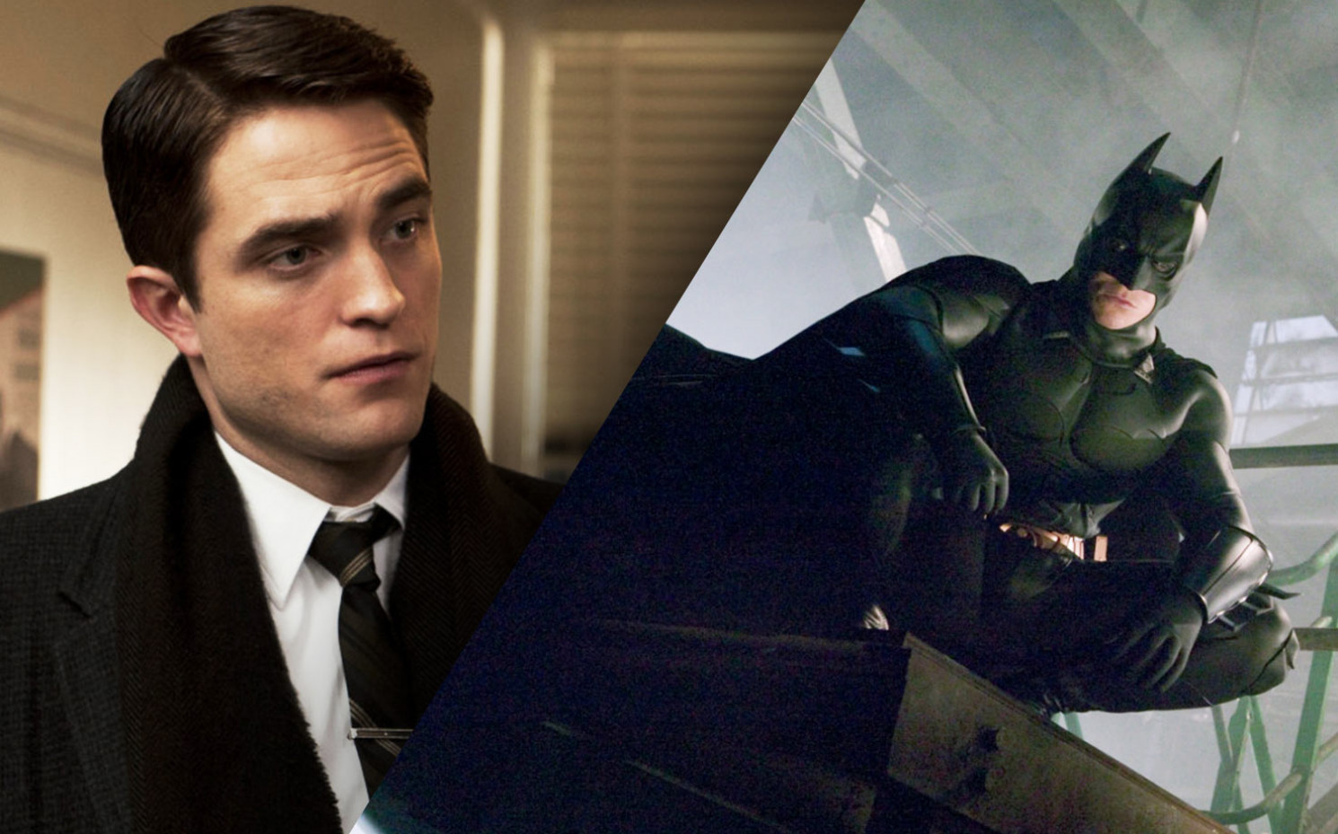 "Teil der neuen ""Justice League: Robert Pattinson als Batman"
