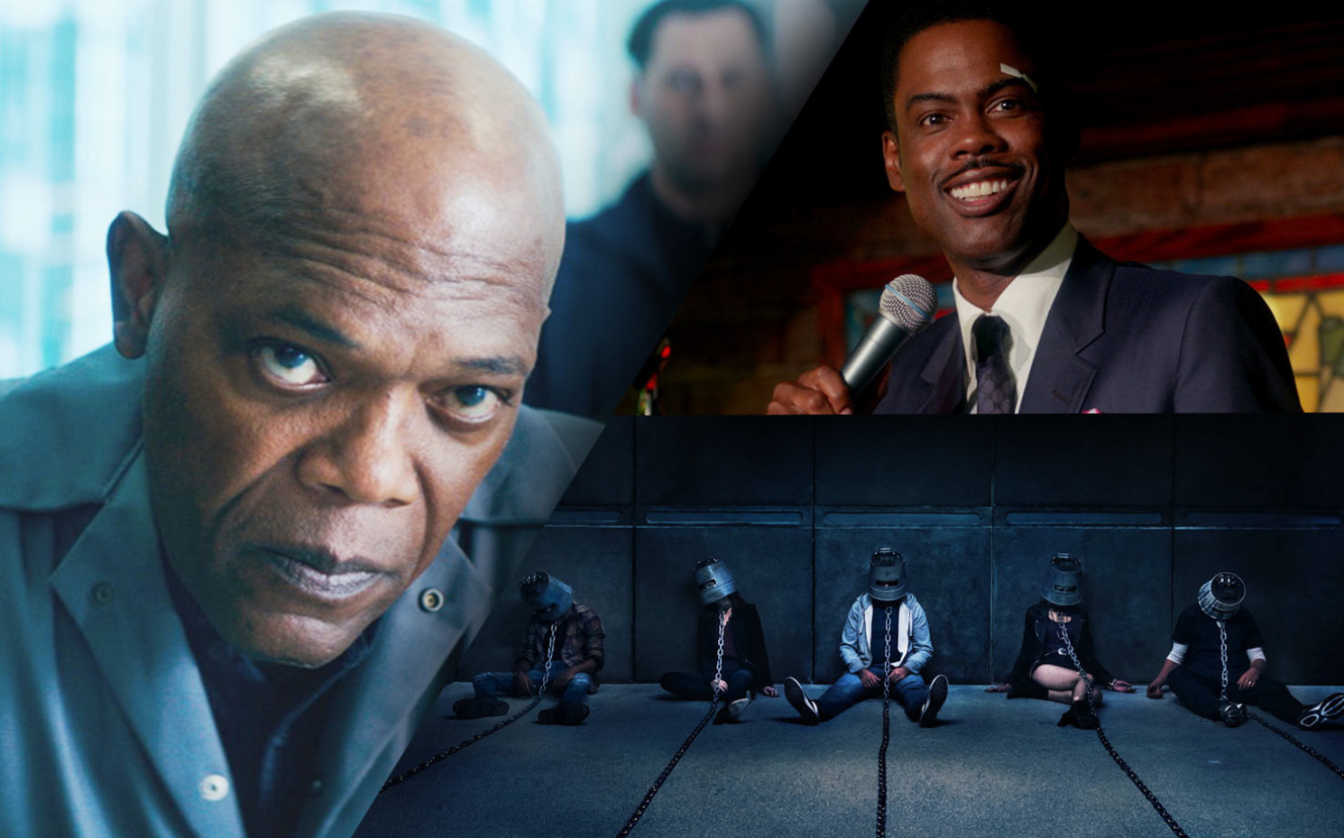 "Wen wird Samuel L. Jackson in Chris Rocks ""Saw""-Film spielen? 