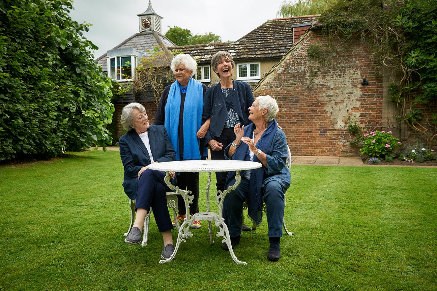 "Bild zur News ""Tea With The Dames"": Unser Heimkino-Tipp"