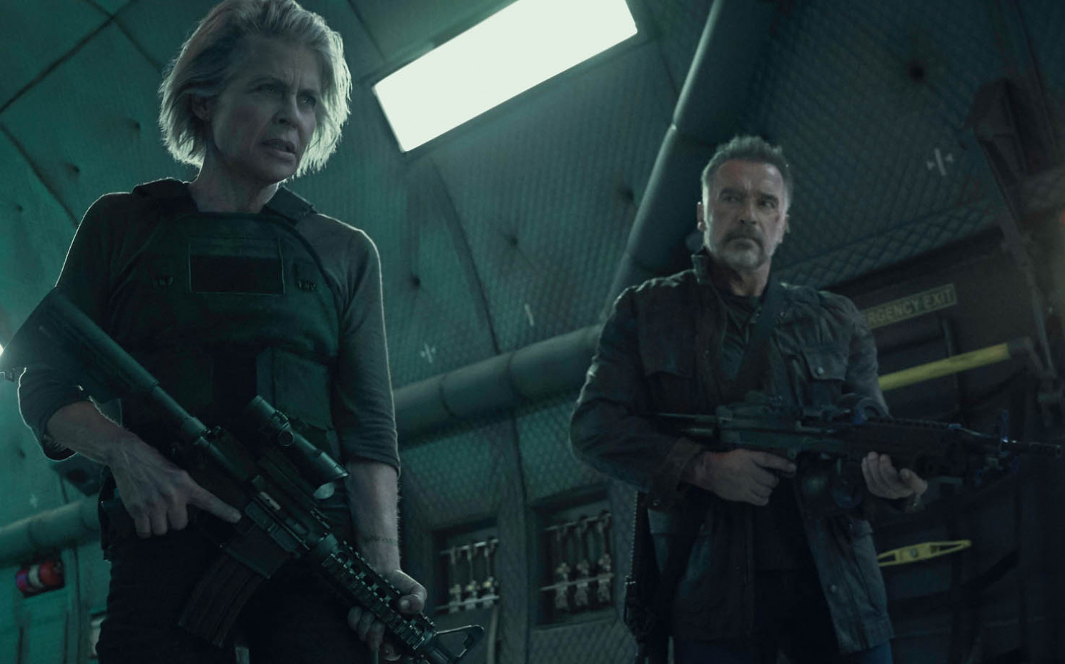 """Terminator: Dark Fate"" - Der neue Trailer 