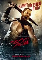 Plakat des Films: 300: Rise of an Empire