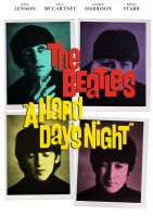 Plakat des Films: A Hard Day's Night