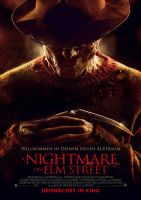 Plakat des Films: A Nightmare on Elm Street
