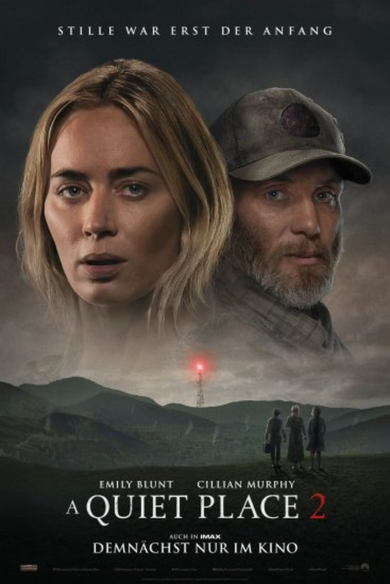 Plakat des Films: A Quiet Place 2