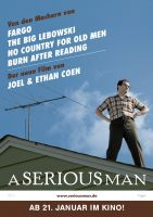 Plakat des Films: A Serious Man