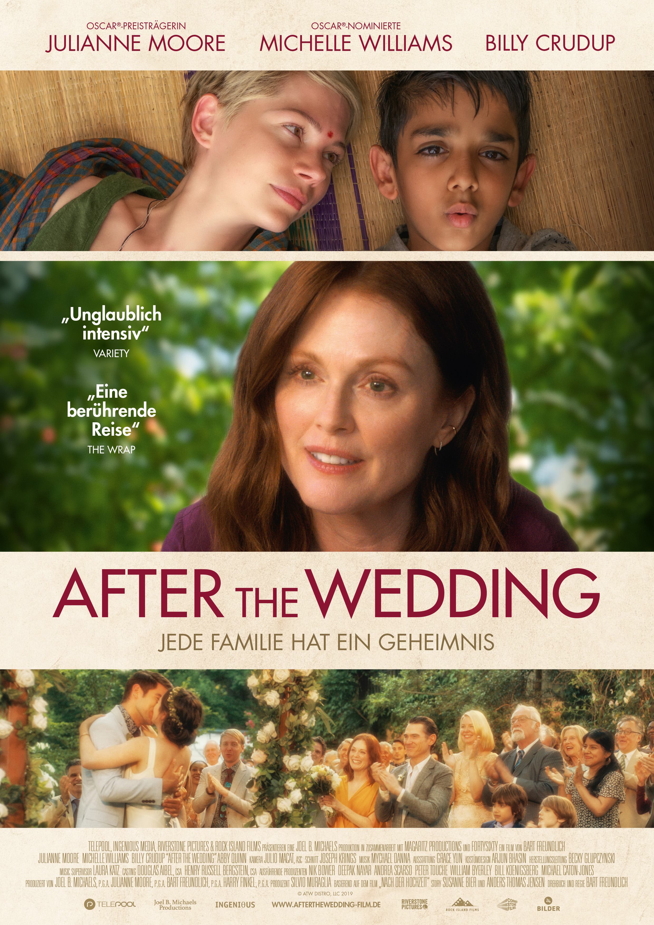 Plakat des Films: After the Wedding