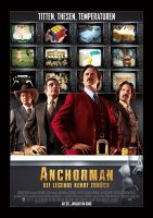 Plakat des Films: Anchorman 2