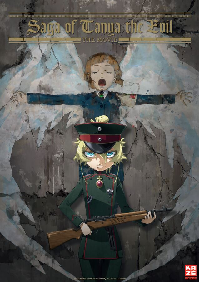 Plakat des Films: Anime Night 2020: Saga of Tanya the Evil: The Movie