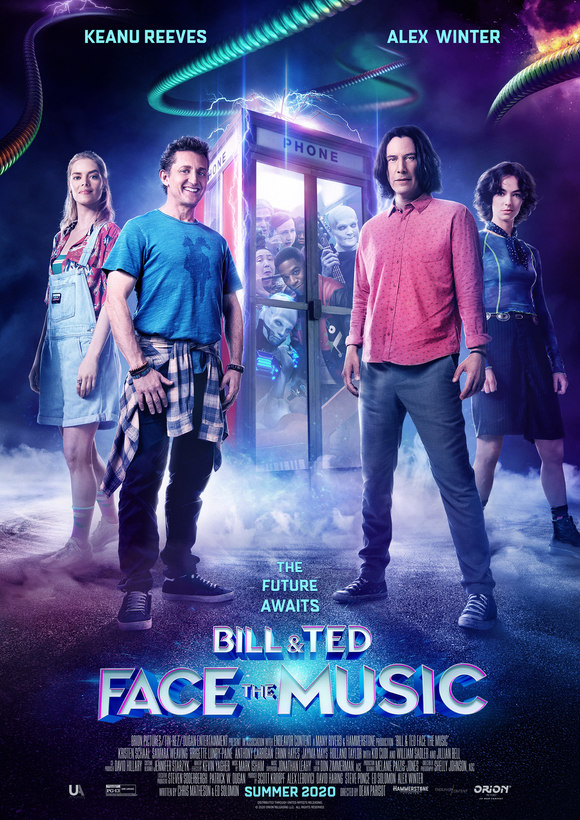 Plakat des Films: Bill & Ted Face the Music