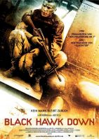 Plakat des Films: Black Hawk Down