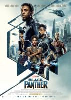 Plakat des Films: Black Panther
