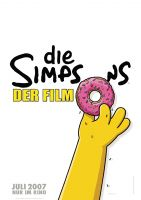 Plakat des Films: Die Simpsons - Der Film
