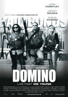 Plakat des Films: Domino - Live Fast, Die Young