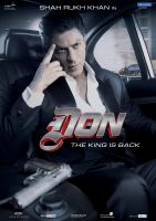 Plakat des Films: Don 2 - The King is back