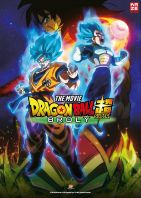Plakat des Films: Dragon Ball Super: Broly