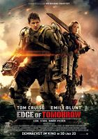 Plakat des Films: Edge Of Tomorrow