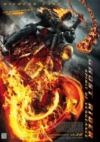 Plakat des Films: Ghost Rider: Spirit of Vengeance