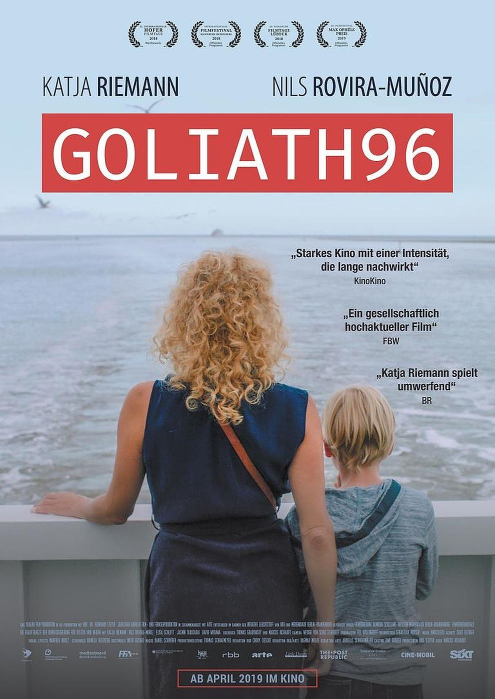 Plakat des Films: Goliath 96