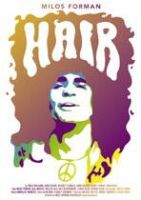Plakat des Films: Hair