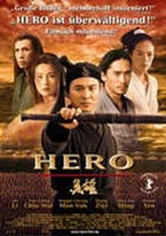 Plakat des Films: Hero