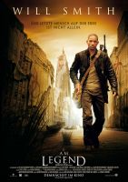 Plakat des Films: I Am Legend