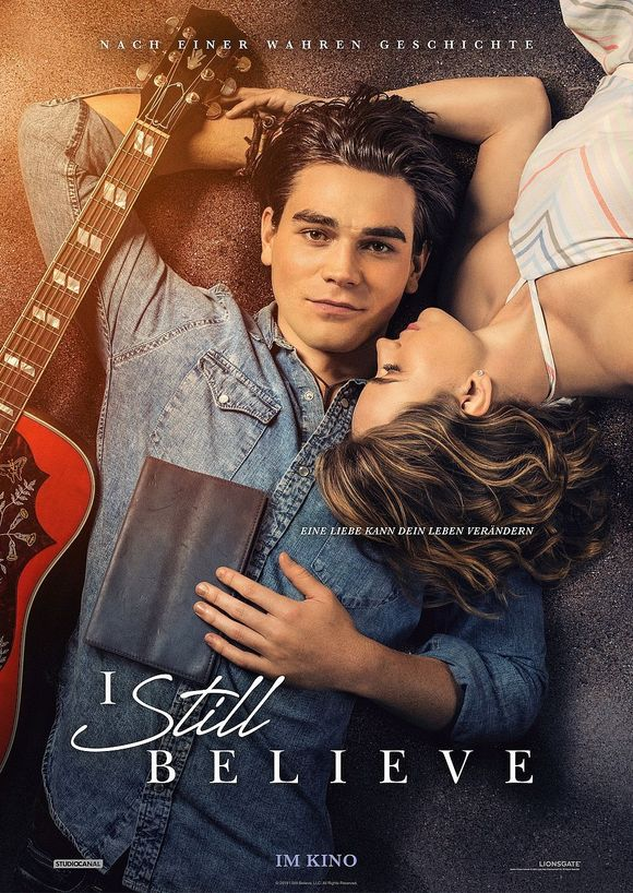 Plakat des Films: I Still Believe