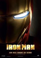Plakat des Films: Iron Man