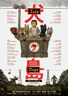 Plakat des Films: Isle of Dogs - Ataris Reise