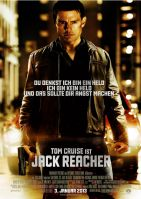 Plakat des Films: Jack Reacher
