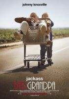 Plakat des Films: Jackass: Bad Grandpa