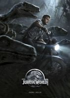 Plakat des Films: Jurassic World