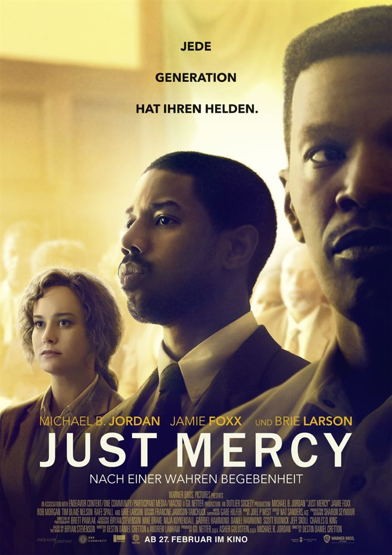 Plakat des Films: Just Mercy