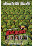 Plakat des Films: Mars Attacks!