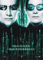 Plakat des Films: Matrix Reloaded