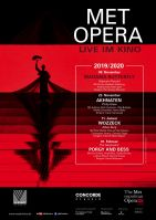 Plakat des Films: Met Opera 2019/20: Madama Butterfly (Puccini)