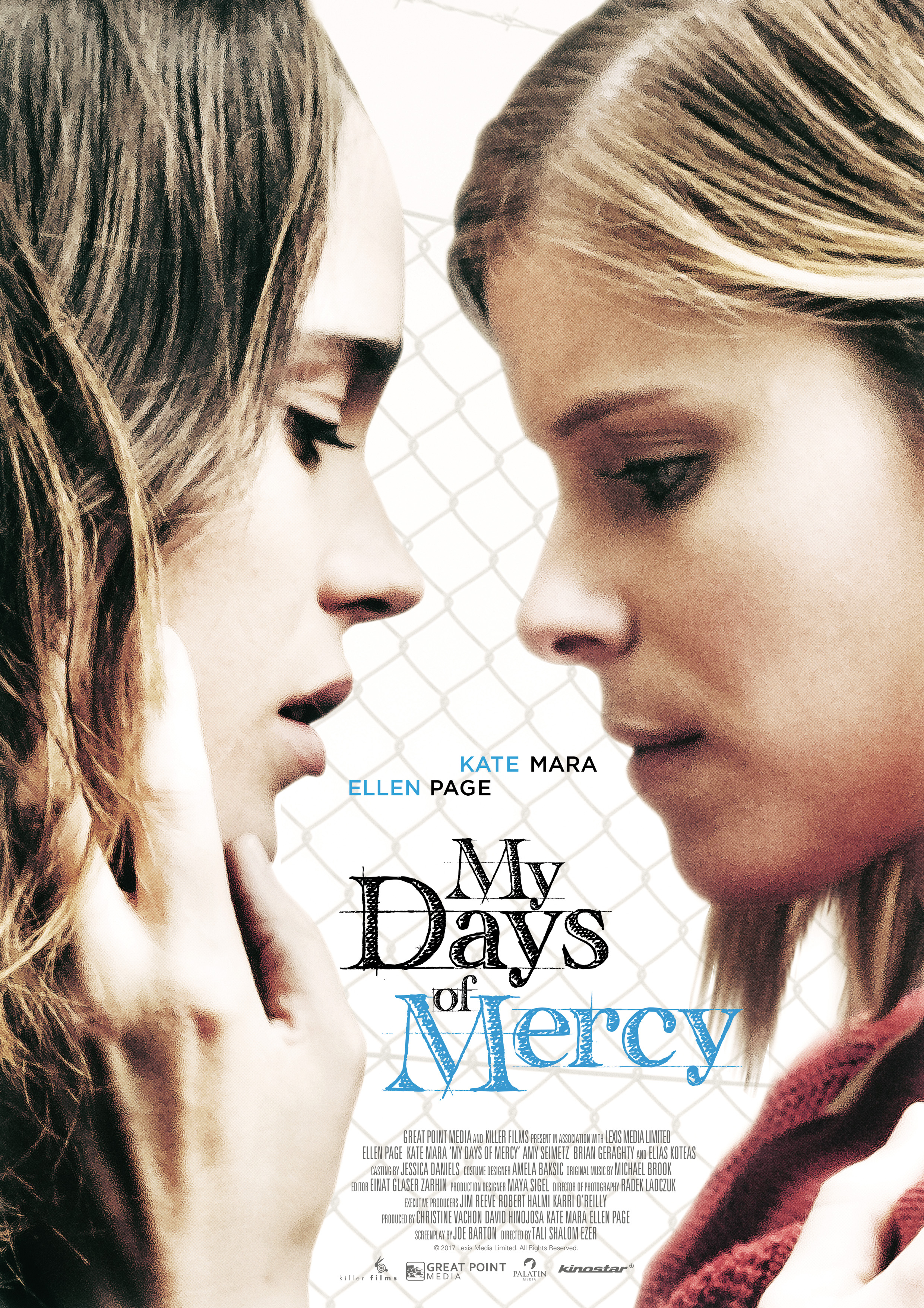 Plakat des Films: My Days of Mercy