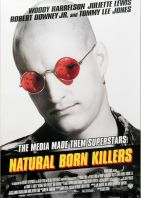 Plakat des Films: Natural born Killers