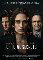 Plakat des Films: Official Secrets