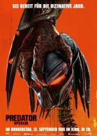 Plakat des Films: Predator - Upgrade